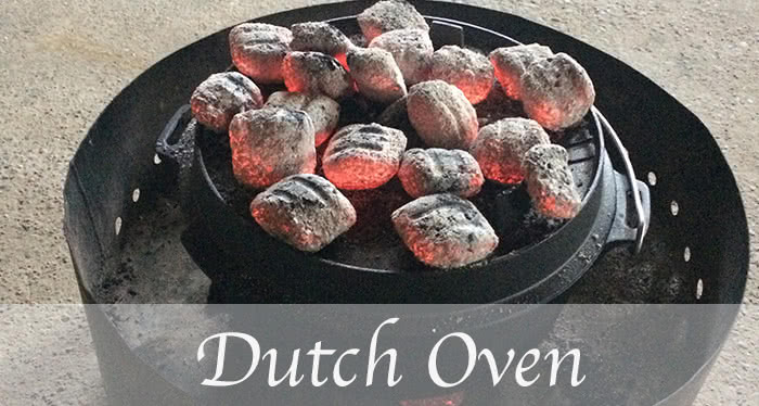 Rezepte für den Dutch Oven