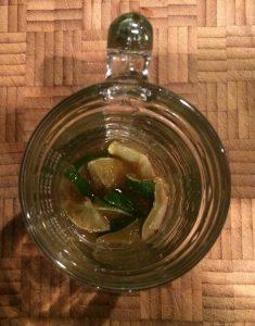 Tschunk: Limetten und Zucker