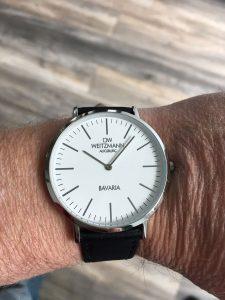 """WEITZMANN Uhr """"Bavaria Herren"""""""