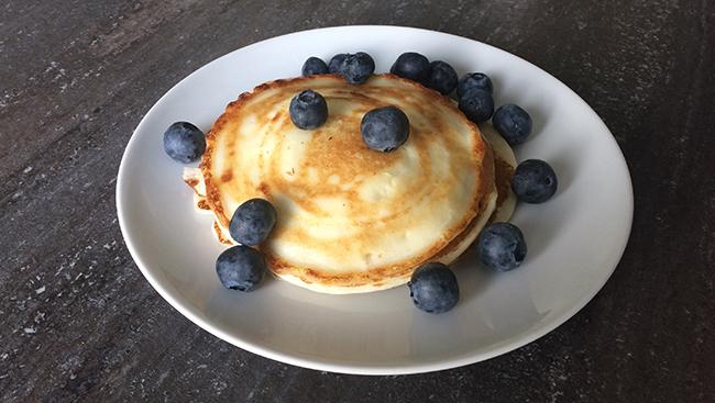 Low Carb Pancakes von GymQueen