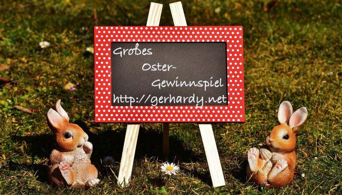 Osterverlosung Gerhardy