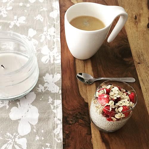 Chia Samen Rezepte Pudding