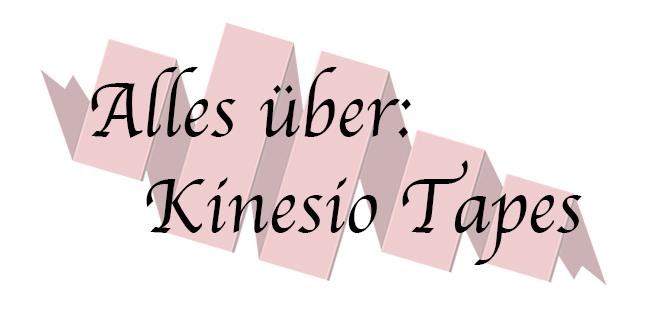 Kinesio Tape – Was kann das ?