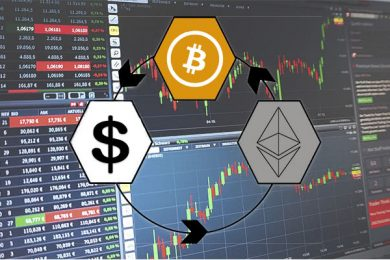 Altcoins an Boerse