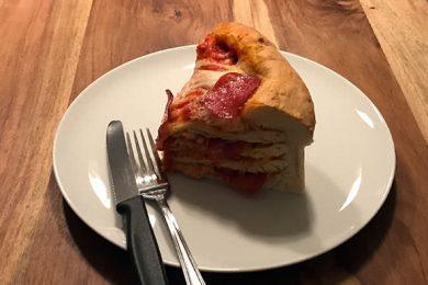 herzhafter Kuchen Pizzatorte