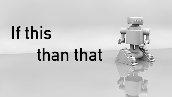 Automatisierung mit IFTTT