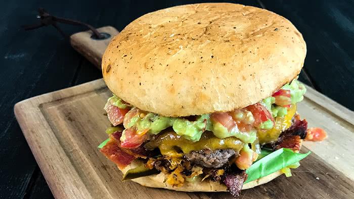 die besten Burger Patties