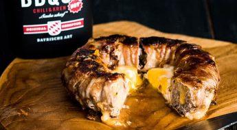 [WERBUNG] Hackfleisch-Bacon-Donut
