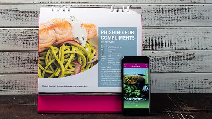 Deutsche Telekom : Cyber-Kitchen App