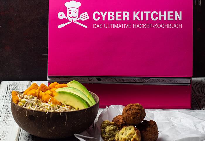 Deutsche Telekom - Cyber-Kitchen Bowl Rezept