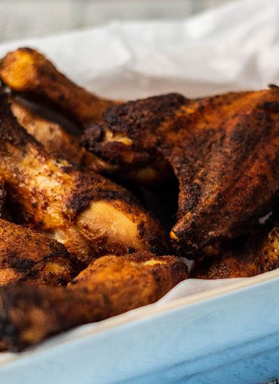 Chicken Wings – Der Snack zum Super Bowl