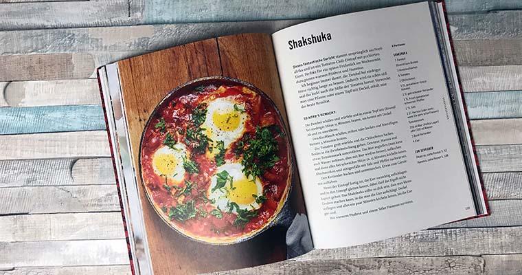 orientalisch arabische Küche: Shakshuka