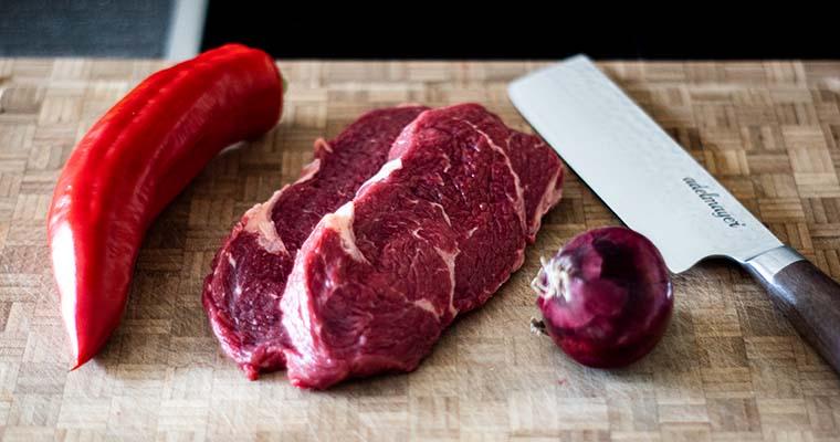 Steaksandwich: Zutaten