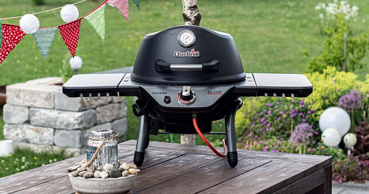 Der All-Star Gasgrill von Char-Broil im Test